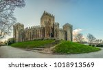 guimaraes  portugal   january 4 ...   Shutterstock . vector #1018913569
