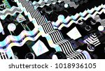 abstract background. black...   Shutterstock . vector #1018936105