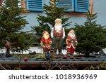 colmar  france   january 05 ... | Shutterstock . vector #1018936969