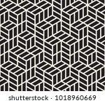 vector seamless pattern. modern ... | Shutterstock .eps vector #1018960669