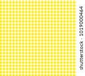 seamless texture. checkered... | Shutterstock .eps vector #1019000464