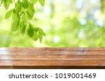 spring background table | Shutterstock . vector #1019001469