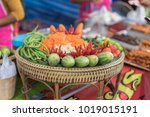 food ingredients for a thai...   Shutterstock . vector #1019015191