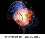 artistic background for use...   Shutterstock . vector #101902057