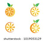 orange vector icon | Shutterstock .eps vector #1019053129