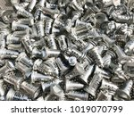 zinc alloy key parts presenting ... | Shutterstock . vector #1019070799