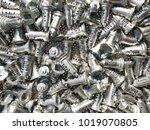 zinc alloy key parts presenting ... | Shutterstock . vector #1019070805