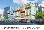 singapore   august 18  2009 ... | Shutterstock . vector #1019120704