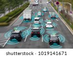sensing system and wireless... | Shutterstock . vector #1019141671