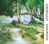 phatad waterfall national park | Shutterstock . vector #1019182801