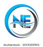 initial letter logo ab company... | Shutterstock .eps vector #1019205901