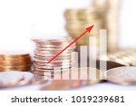 financial concept image | Shutterstock . vector #1019239681