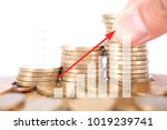 financial concept image | Shutterstock . vector #1019239741