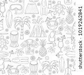 vector illustration with... | Shutterstock .eps vector #1019262841