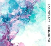 abstract watercolor background. ... | Shutterstock . vector #1019267029