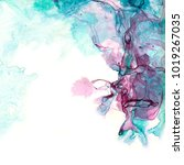 abstract watercolor background. ... | Shutterstock . vector #1019267035