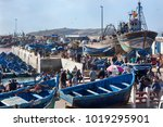 Essaouira  Morocco   January 9...