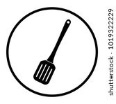 kitchen tool icon | Shutterstock .eps vector #1019322229