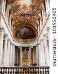 Royal Chapel Of Versailles...
