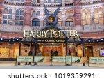 london  february  2018 ... | Shutterstock . vector #1019359291