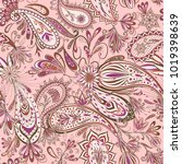 Seamless Pattern In Ethnic...