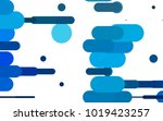 light blue vector template with ... | Shutterstock .eps vector #1019423257