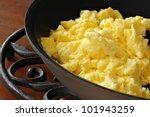 Freshly Prepared Scrambled Egg...