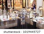 grodno  belarus   january 21 ...   Shutterstock . vector #1019445727