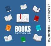 books background concept for... | Shutterstock .eps vector #1019469997