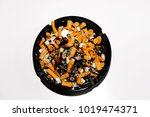 cigarettes addiction. unhealthy ... | Shutterstock . vector #1019474371