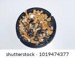 cigarettes addiction. unhealthy ... | Shutterstock . vector #1019474377