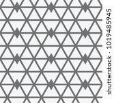 vector seamless pattern. modern ...   Shutterstock .eps vector #1019485945