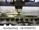 industry 4.0 robot concept .the ... | Shutterstock . vector #1019504551