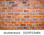 brick wall background   Shutterstock . vector #1019515684