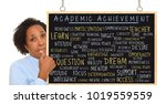 Small photo of Academic Achievement Blackboard