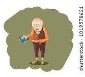 diabetic. type 2 diabetes. | Shutterstock .eps vector #1019578621