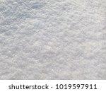 snow background texture | Shutterstock . vector #1019597911
