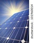 solar panels | Shutterstock . vector #101960014