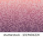 abstract dot background. led...   Shutterstock .eps vector #1019606224