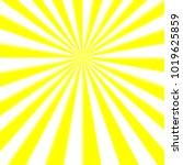 stock illustration   yellow... | Shutterstock . vector #1019625859