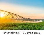 center pivot irrigation system...