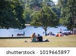 london  uk   september 8  2016  ...   Shutterstock . vector #1019665897