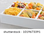 variety of types and shapes of...   Shutterstock . vector #1019673391