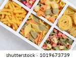 variety of types and shapes of...   Shutterstock . vector #1019673739