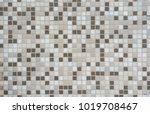 Beige And Grey Mosaic Tiles....