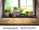 table background of free space... | Shutterstock . vector #1019731321