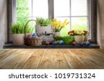 table background of free space... | Shutterstock . vector #1019731324