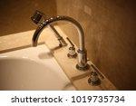 bath tub luxury | Shutterstock . vector #1019735734