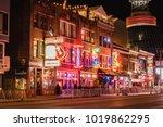 nashville  tennessee   december ...   Shutterstock . vector #1019862295