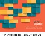 geometric texture. vector... | Shutterstock .eps vector #1019910601